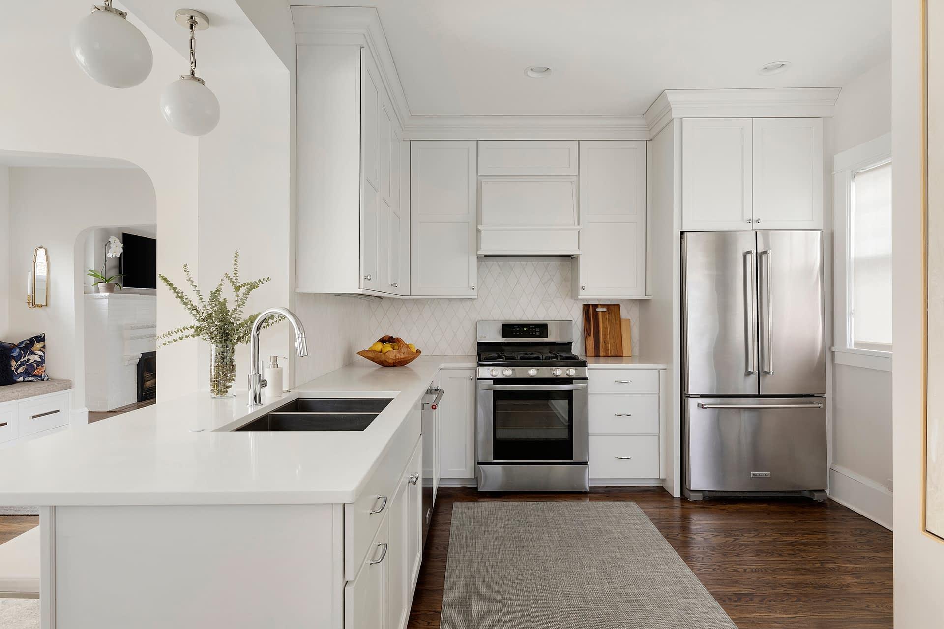Leigh Hull Designs - Minneapolis Interior Designer - Project: irving-avenue-remodel