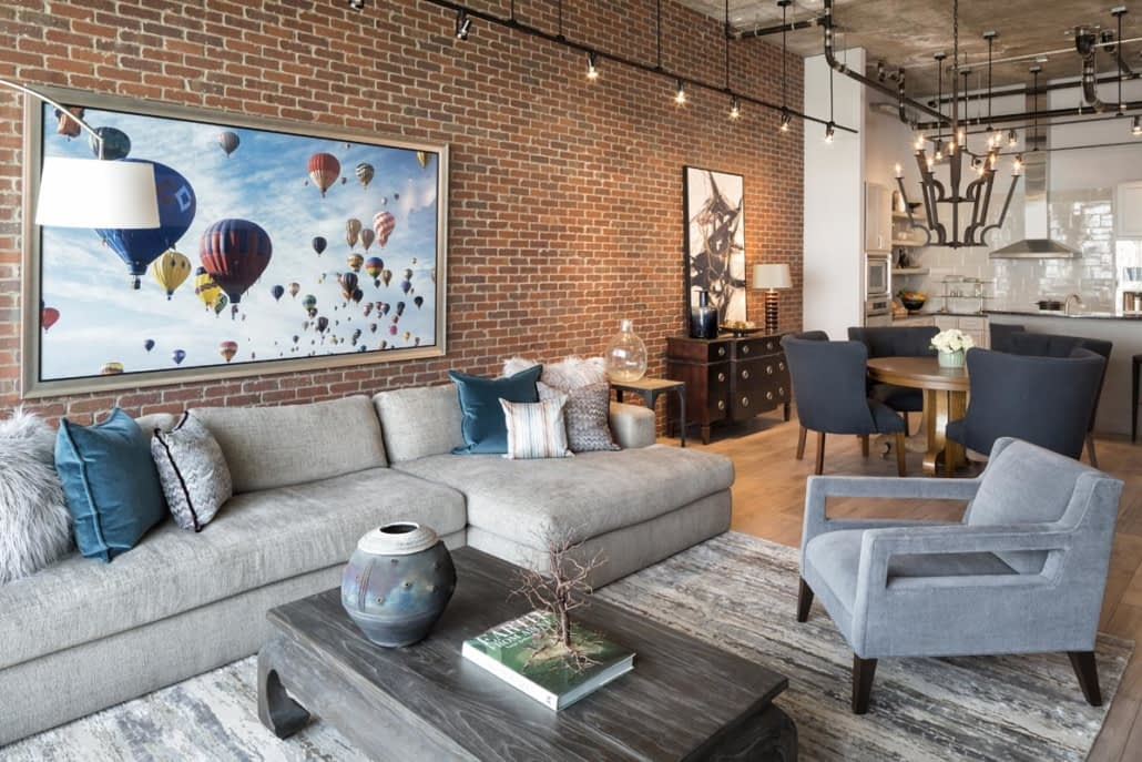 Leigh Hull Designs - Minneapolis Interior Designer - Project: st-anthony-main-loft