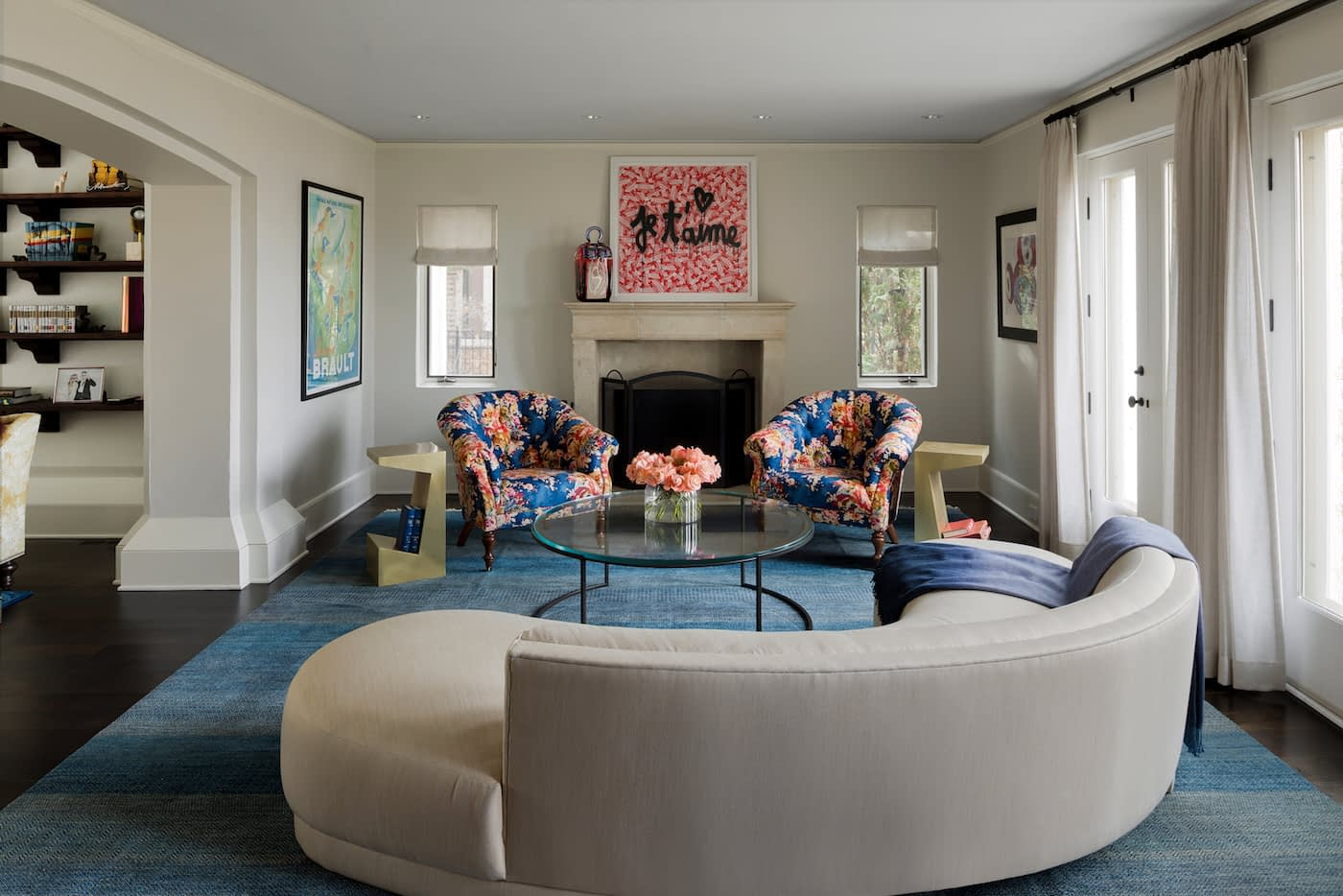 Leigh Hull Designs - Minneapolis Interior Designer - Project: lake-harriet-house